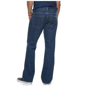 Urban Pipeline dark wash bootcut jeans